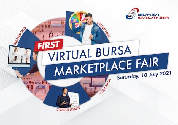 1st Virtual Bursa Marketplace Fair