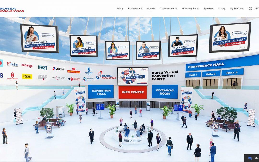 Light Up 7 shines the spotlight on the 1st Virtual Bursa Marketplace Fair